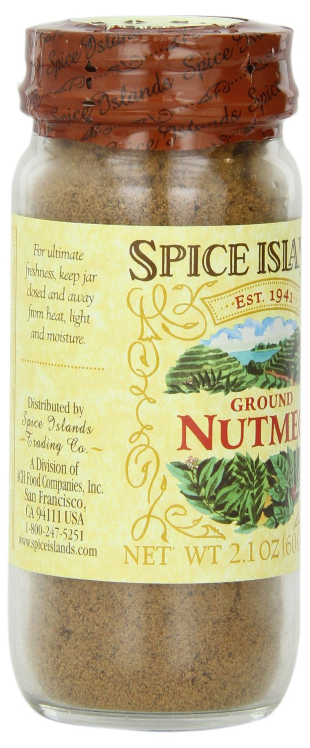 Spice Islands Nutmeg, Ground, 2.1-Ounce (Pack of 3) by Spice Island (Image #6)