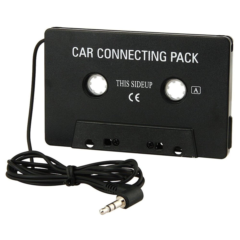KFZ Autoradio Adapterkassette Kassettenadapter CD MP3 Kassetten Adapter ChannelExpert A00279