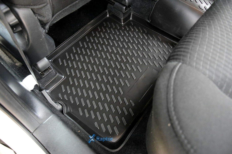 J/&J AUTOMOTIVE 3D Gummifu/ßmatten Gummimatten f/ür Mazda CX-5 2011-2016 4-TLG Set
