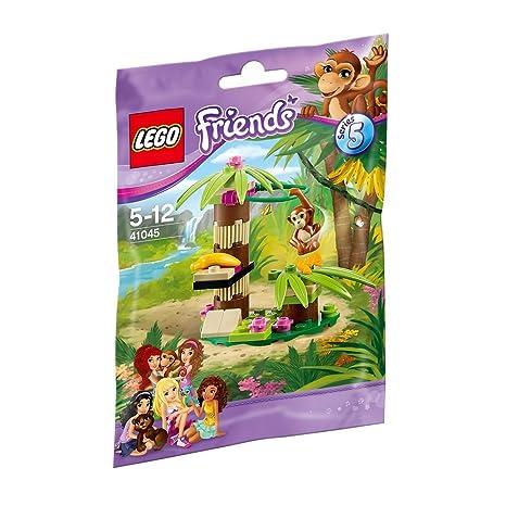Klocki Lego Friends Palma Orangutana 41045 Amazonca Electronics