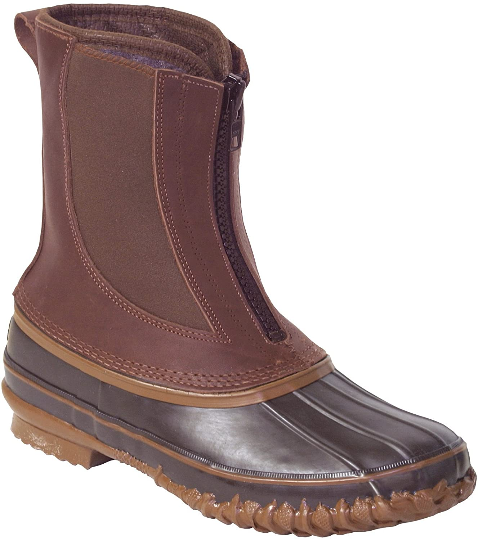 99832751166 Kenetrek Unisex Bobcat T-Zip Insulated Boot
