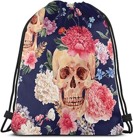 Acheter sac cordon de serrage tete de mort online 7