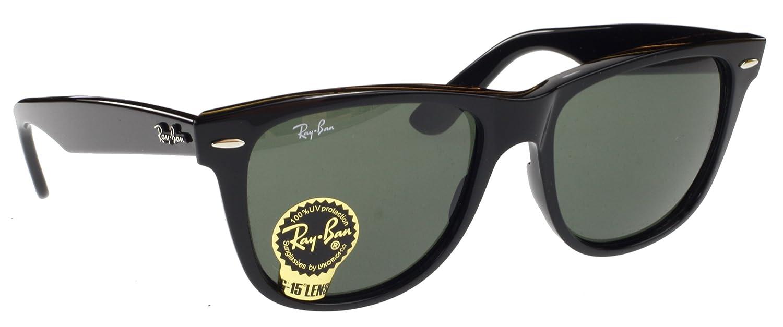 59bb74c1aa Amazon.com  Ray Ban Original Wayfarer Sunglasses