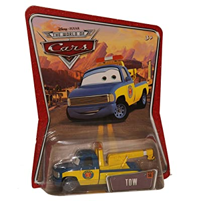 Mattel Disney Pixar Cars Character: Tow (World of Cars #56): Toys & Games