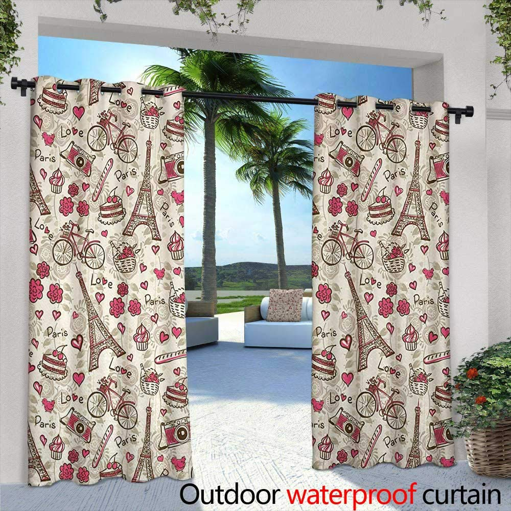 Amazon Tim1Beve Curtains for Bedroom Romantic Be My