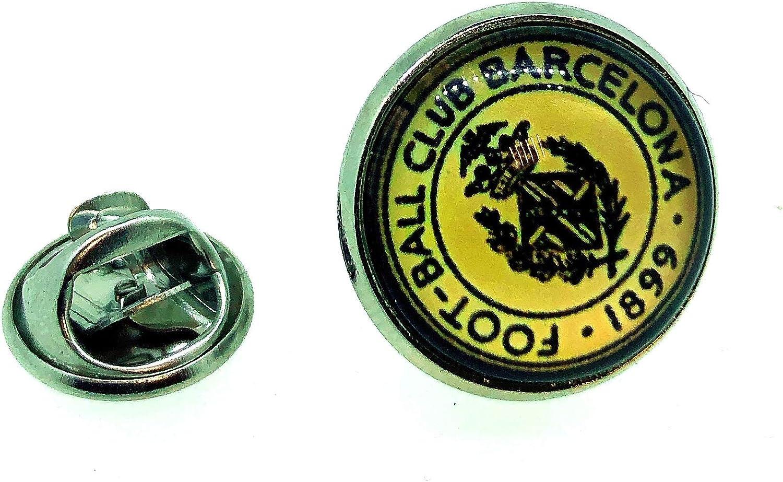 Pin de Solapa Escudo FC Barcelona 1899: Amazon.es: Ropa y accesorios