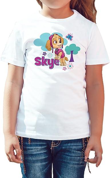 Skye Camiseta para ni/ña