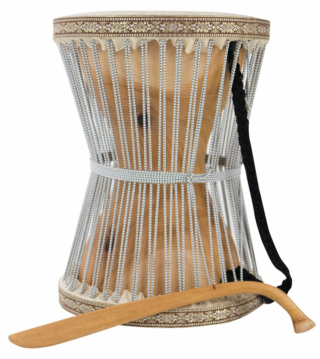 Talking Drum by Turtle Island Imports
