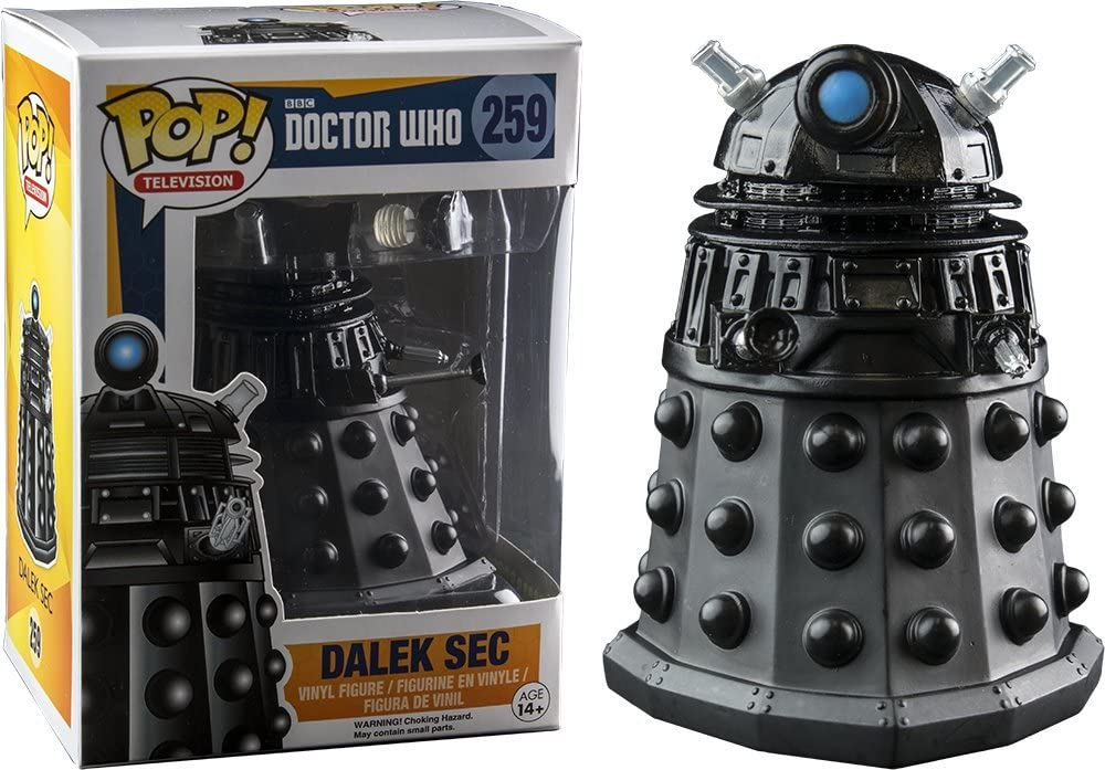 Who Dalek Sec Exclusive 5787 Funko Pop TV Dr
