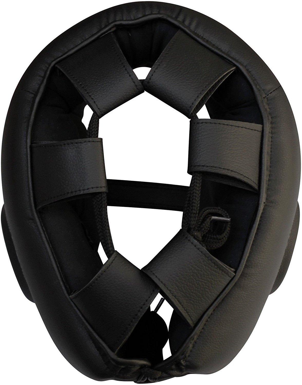 RDX Training Head Gear Helmet Boxing MMA Martial Arts Kick Gaurd Face Protector