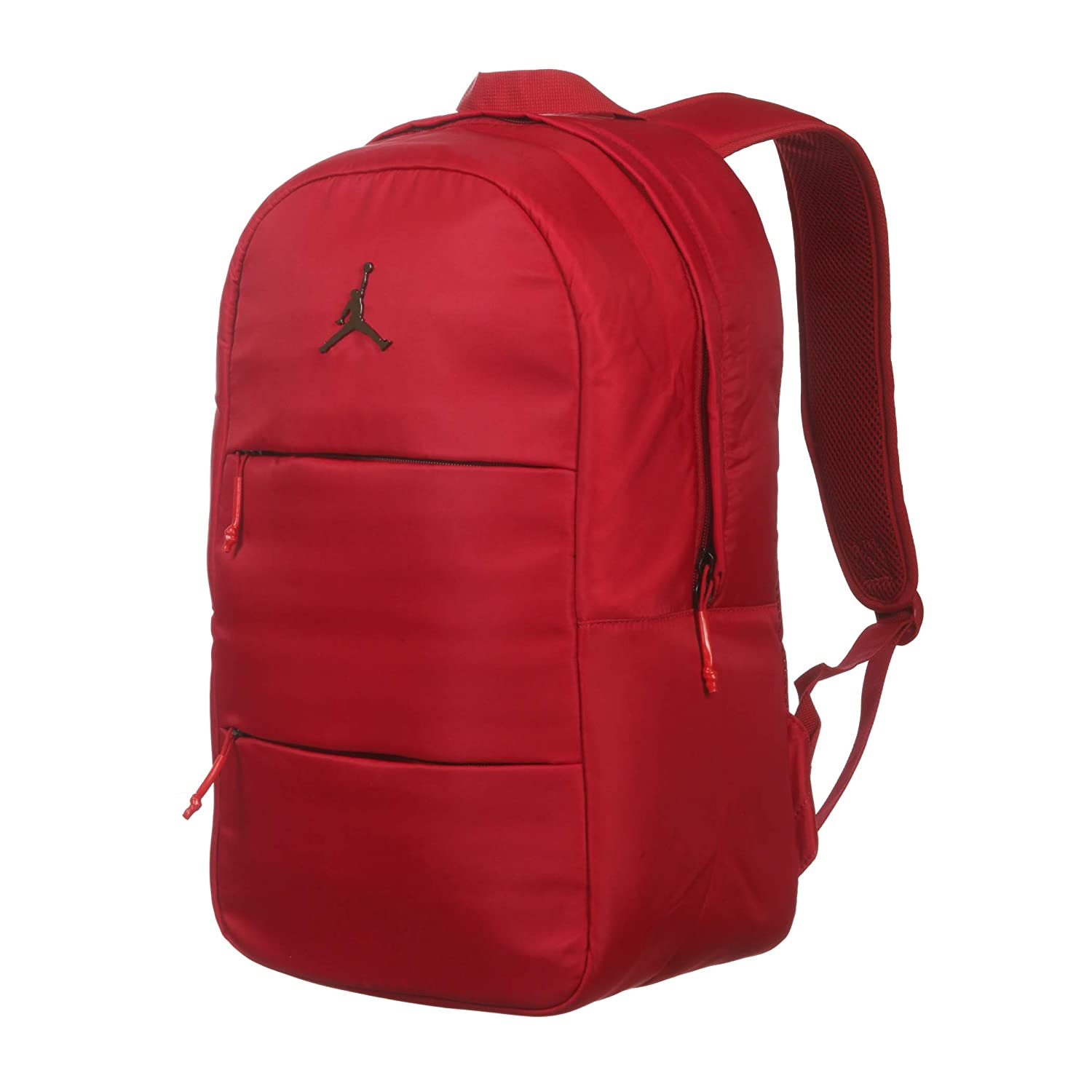 brand new 8d8e0 43f60 Amazon.com   Nike Air Jordan Session Club Backpack Gym Red   Casual Daypacks