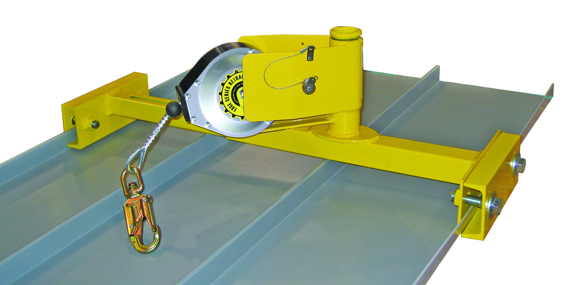 Guardian Fall Protection 250 Standing Seam Roof Clamp by Guardian Fall Protection (Image #1)