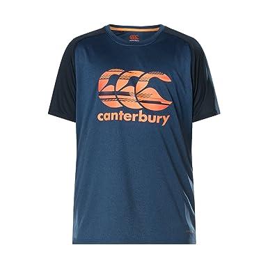 41b031b368d Canterbury Boys  Vapodri Superlight Logo T Shirt  Amazon.co.uk ...