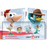 Disney INFINITY Phineas & Ferb Toy Box Pack