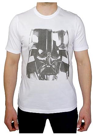 704cd2758 Mens Star Wars Darth Vader T-Shirt: Amazon.co.uk: Clothing
