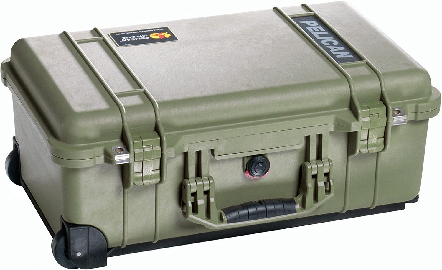 Pelicanペリカン Protector Case 1514 with Padded Dividers Od Green[並行輸入品] B000YA08DA