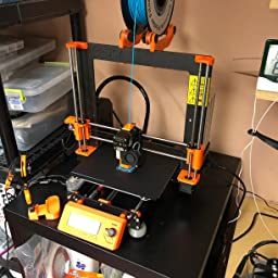 Amazon com: Customer reviews: Thekkiinngg Prusa i3 Mk3 Mk2 5