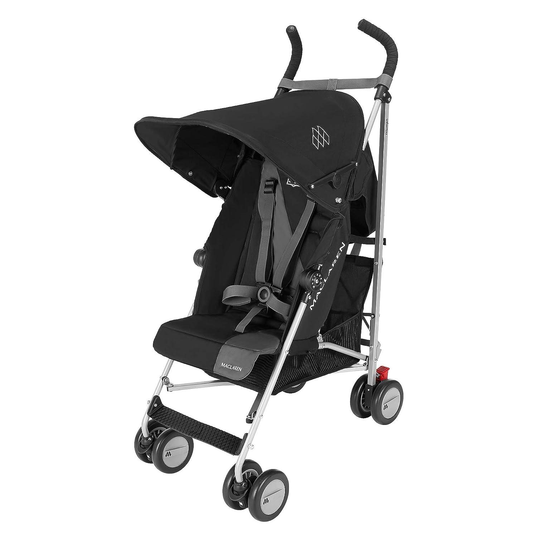 Maclaren Triumph - Silla de paseo, color negro/Charcoal