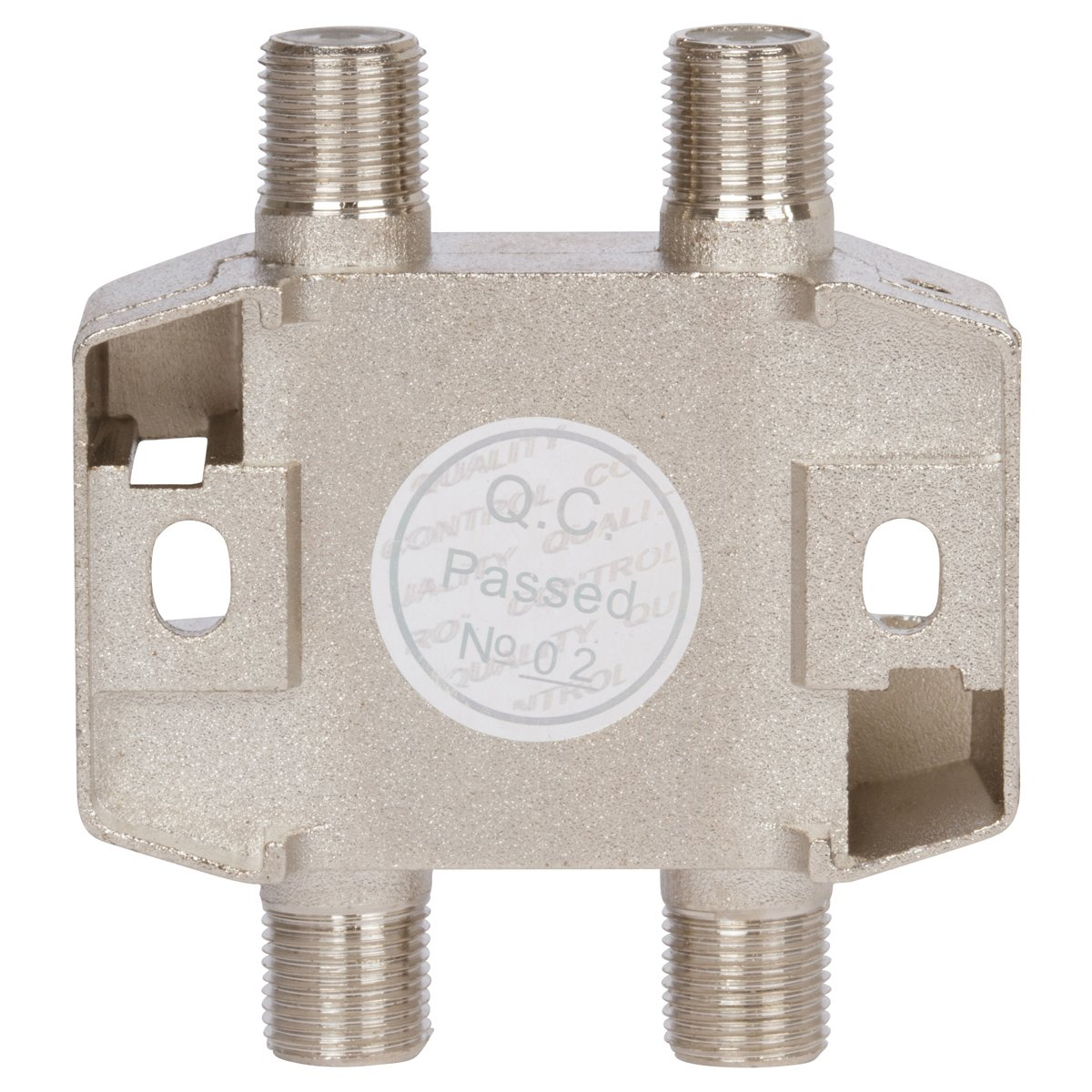BAMF 3-Way Coax Cable Splitter Bi-Directional MoCA 5-2300MHz by BAMF Manufacturing (Image #1)