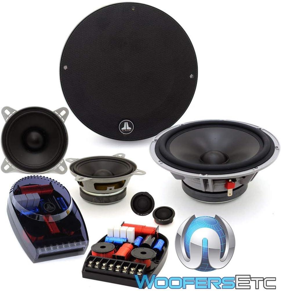 JL AUDIO C5-653 Evolution C5 Series: Best Affordable 3-way Car Component System