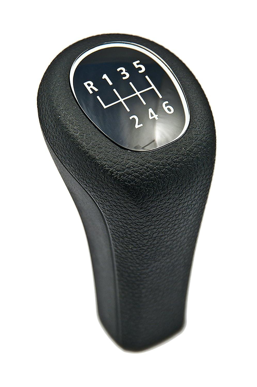 BMW Genuine 6-Speed Gear Stick Knob Black E83//E84//E87//E90//E91//F25 25117529088