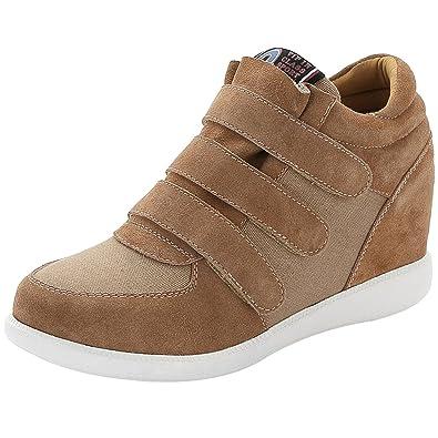 Chaussures Rismart marron femme 57kHN