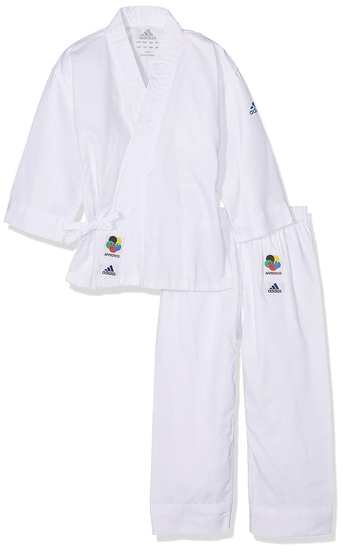 Adidas 200E Evolution Kimono, Niños, Blanco, M Blanco DOUDH|#DOUBLE D K200E