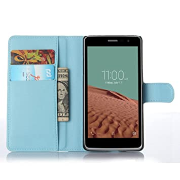 Funda Libro para LG Bello II / Bello 2, Ycloud Suave PU Leather ...