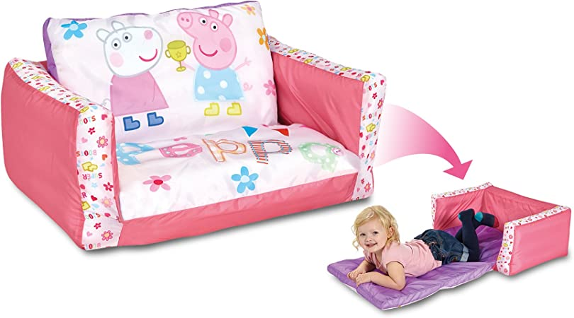 MOOSE TOYS Fauteuil Gonflable Peppa Pig