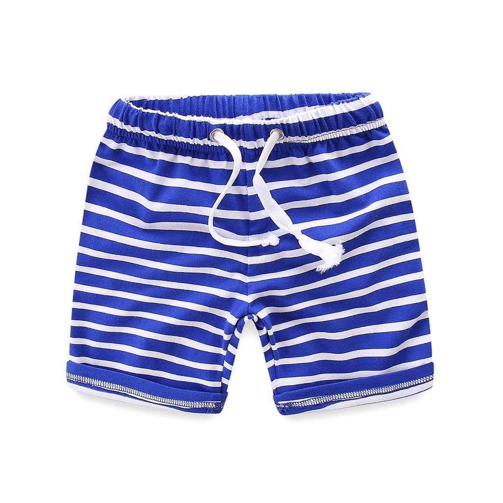 Mud Kingdom Little Boys Short Clothes Sets Beach Outfits Holiday Z-T0435