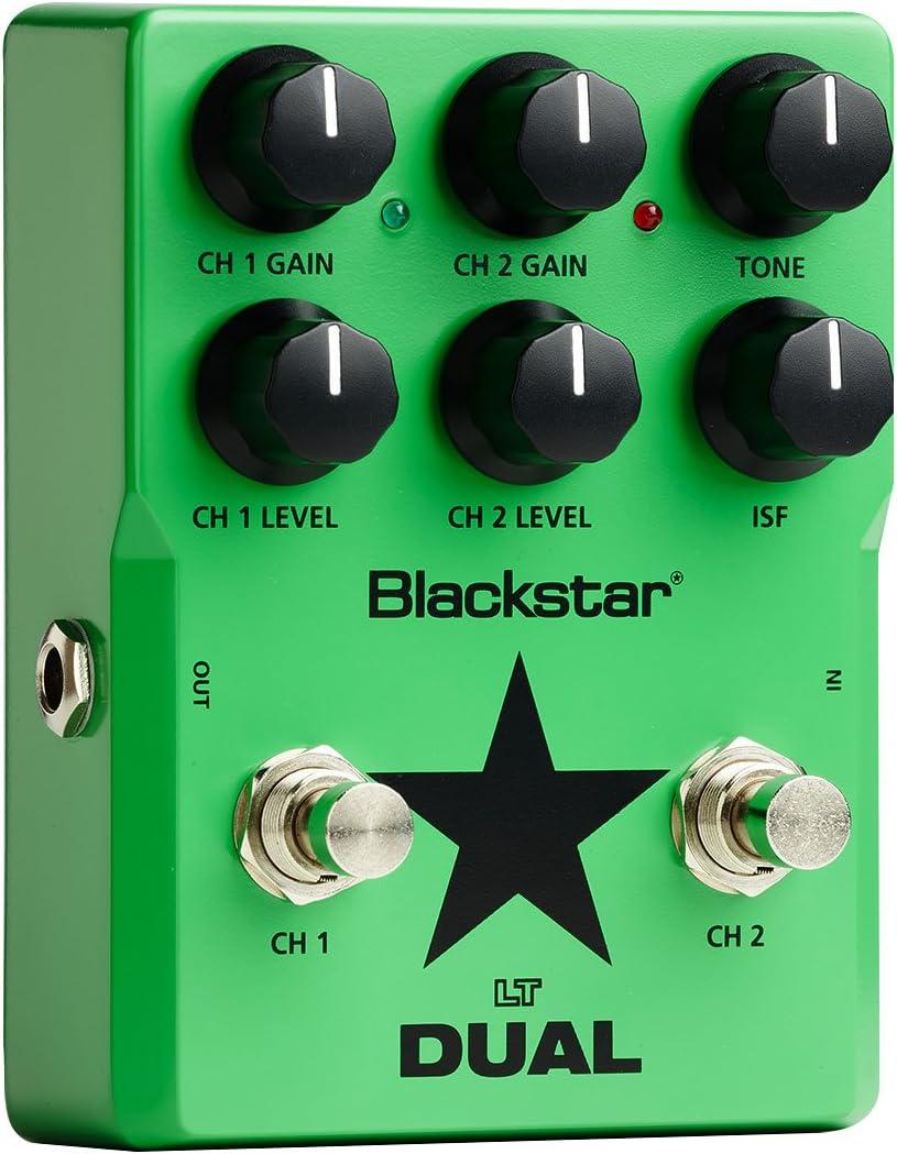 Blackstar LT - Pedal de efectos para guitarra el?ctrica (efecto dual)