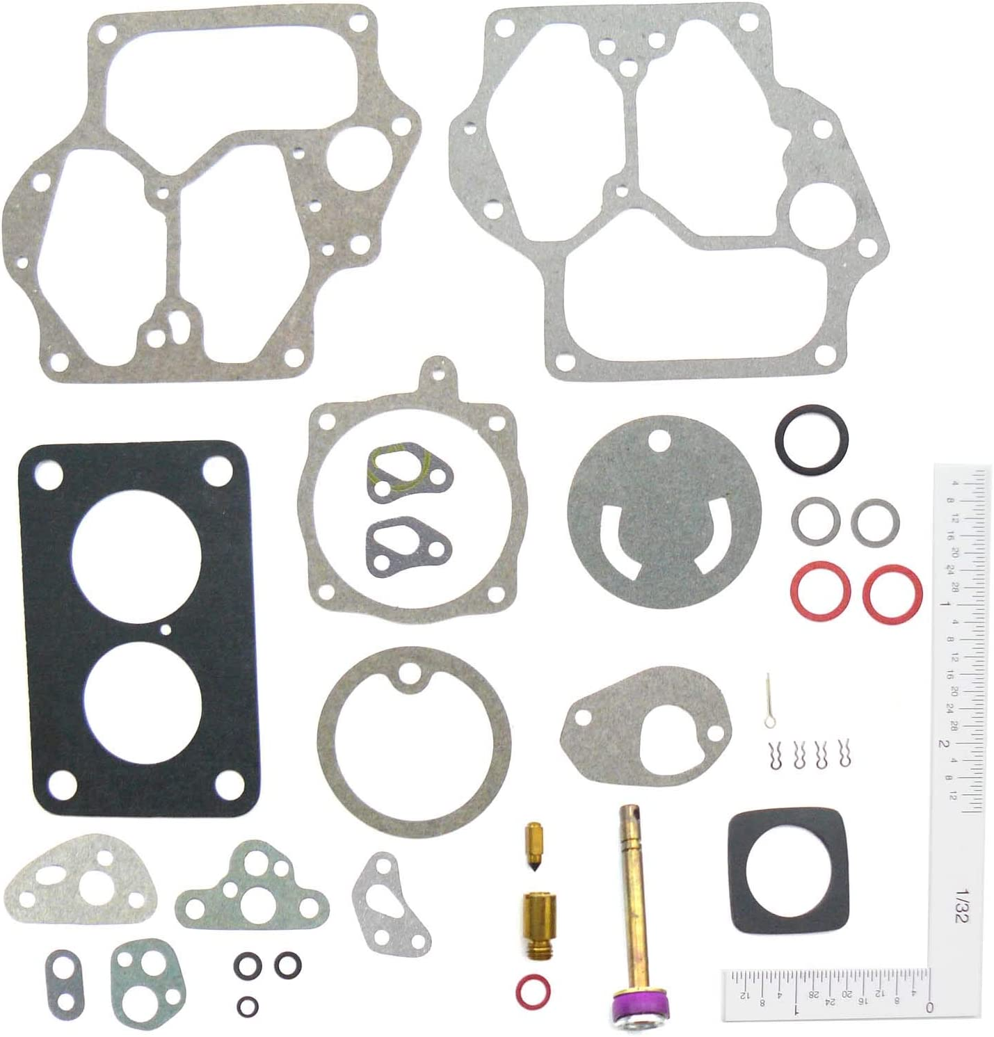 Walker Products 15530A Carburetor Kit