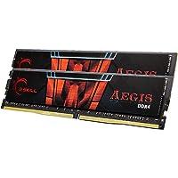 G.Skill Aegis 32GB (2 x 16GB) PC4-24000 3000MHz DDR4 288-Pin DIMM Desktop Memory