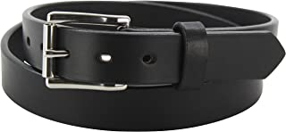 """product image for Men's Leather Belt – Heavy Duty Non-Stitched Belts - Made in USA - 1.25"""" Wide"""