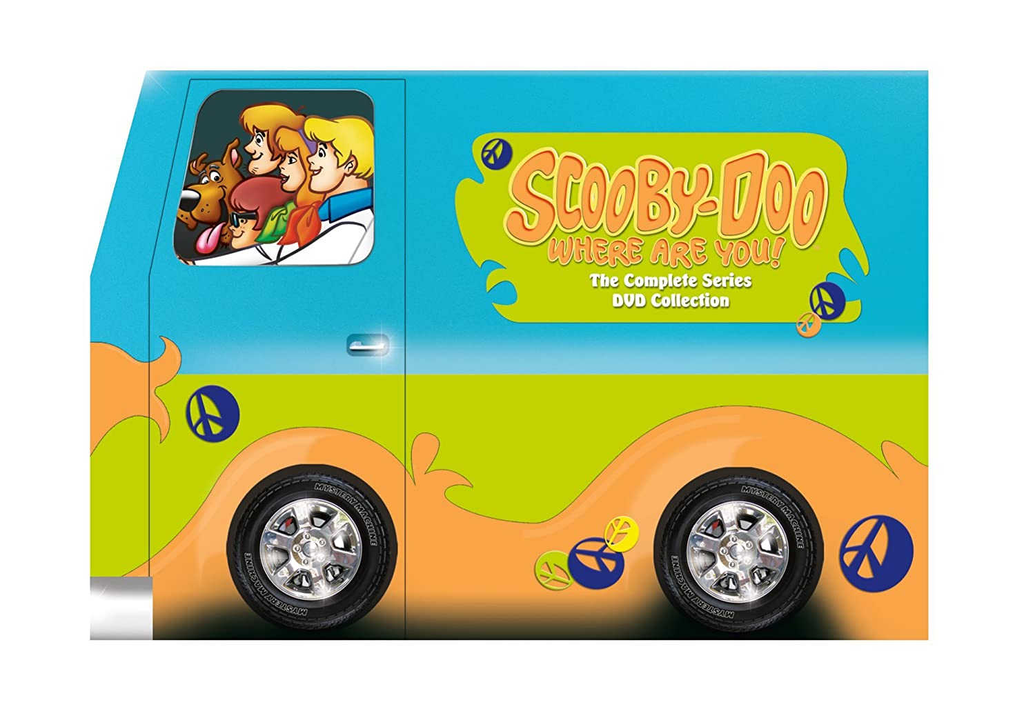 Amazon.com: Scooby-Doo, Where Are You!: Complete Series ...