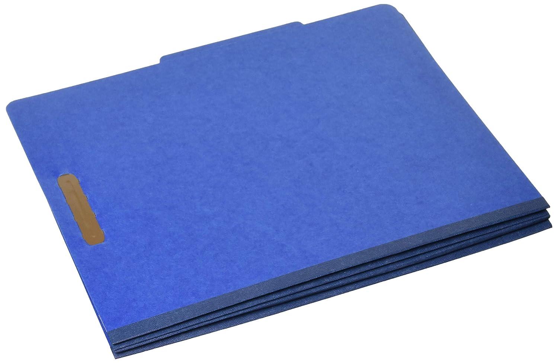 Six-Section Pressboard Classification Folder UNV10301