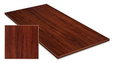 Tavolo Ufficio Legno : Yayago asse di legno per tavolo da ufficio o scrivania nussbaum
