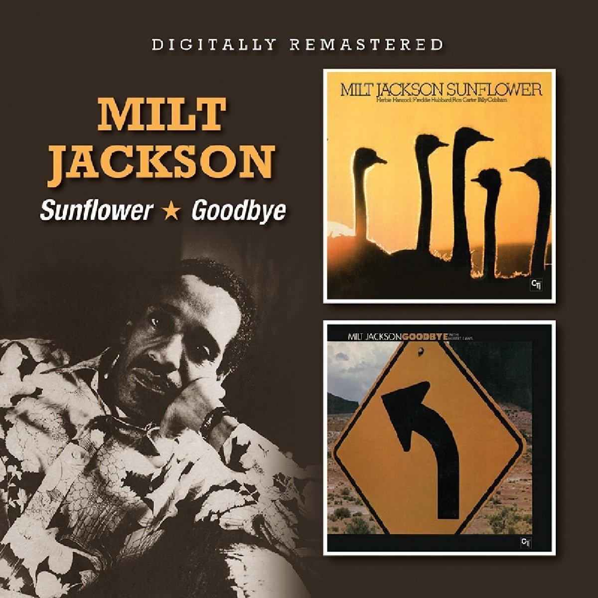 CD : Milt Jackson - Sunflower / Goodbye (United Kingdom - Import)