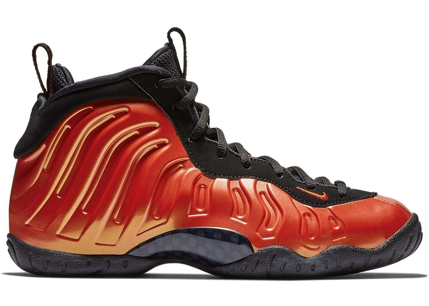Nike Little Posite 1 GS Habanero Youth Basketball Shoes Size 7 by Nike