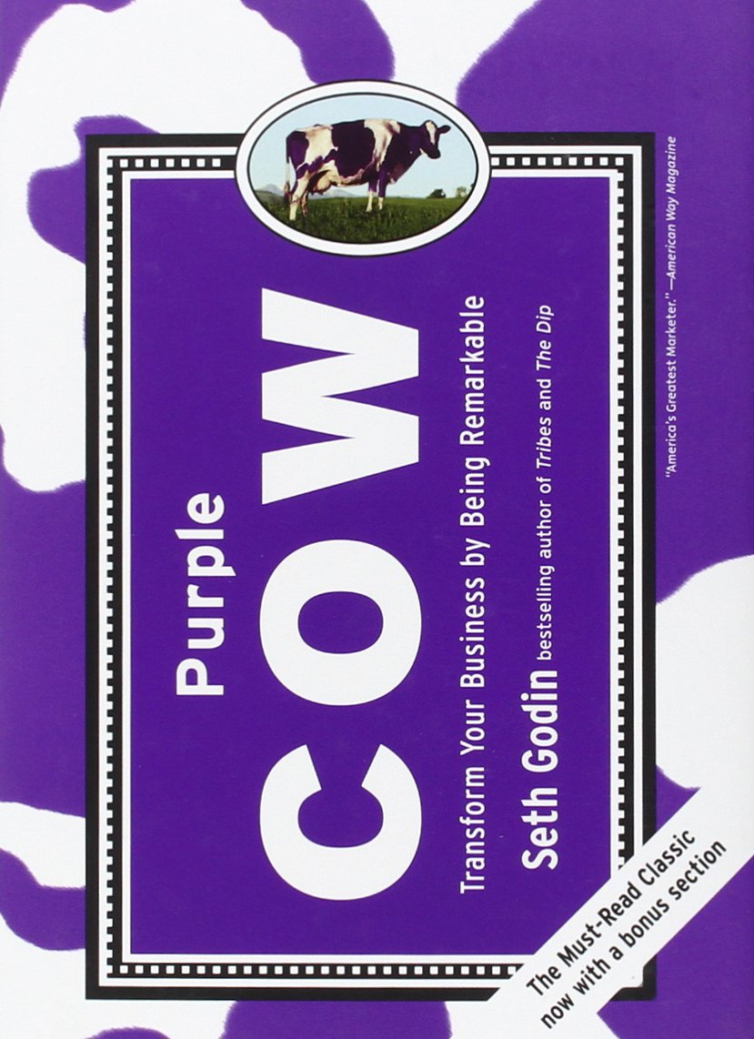 Image result for the purple cow