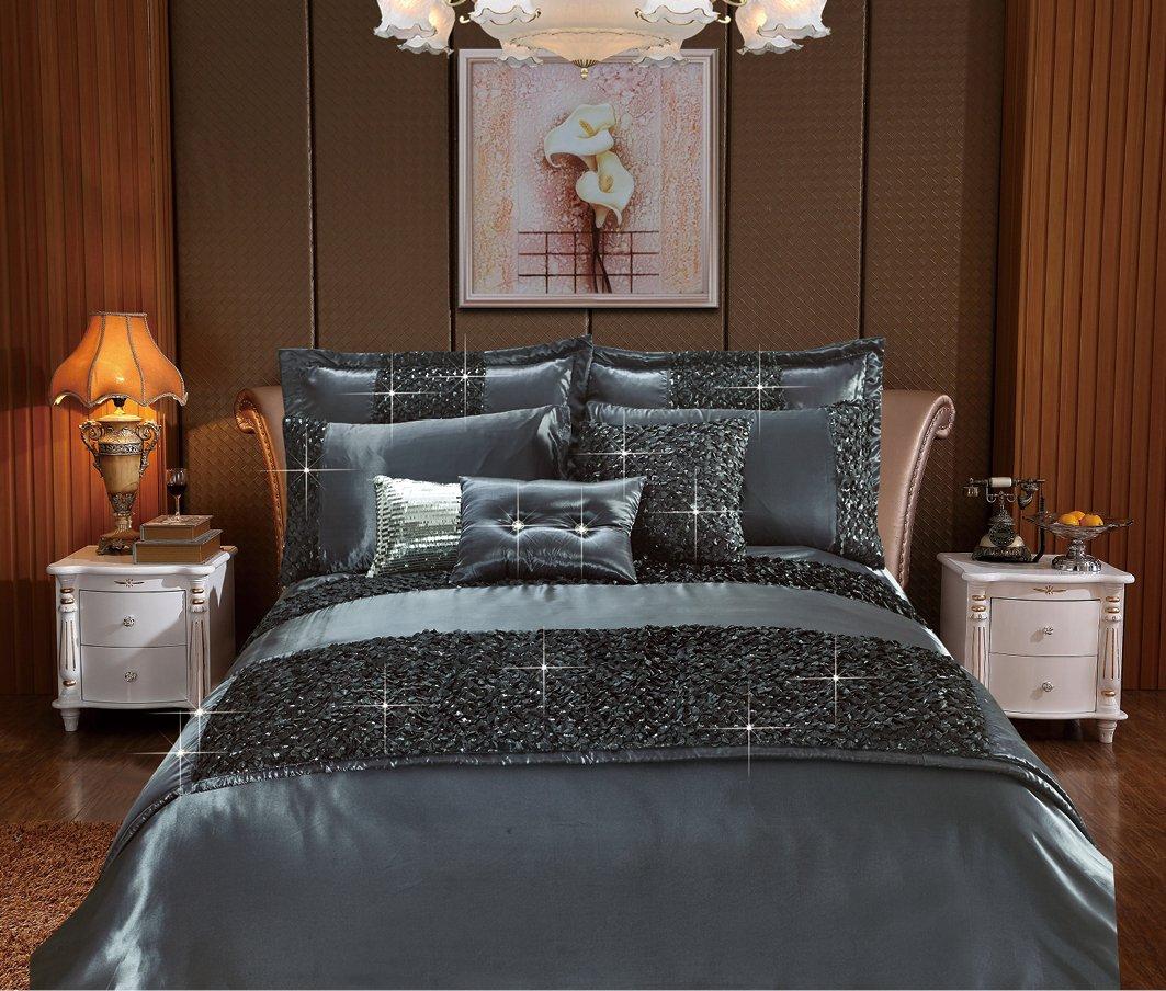 Comforter set New Beautiful Design SAVIO 3 Piece Beautiful Bedspread
