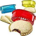 Sandwich Cutter and Sealer - Decruster Sandwich Maker - Cut and