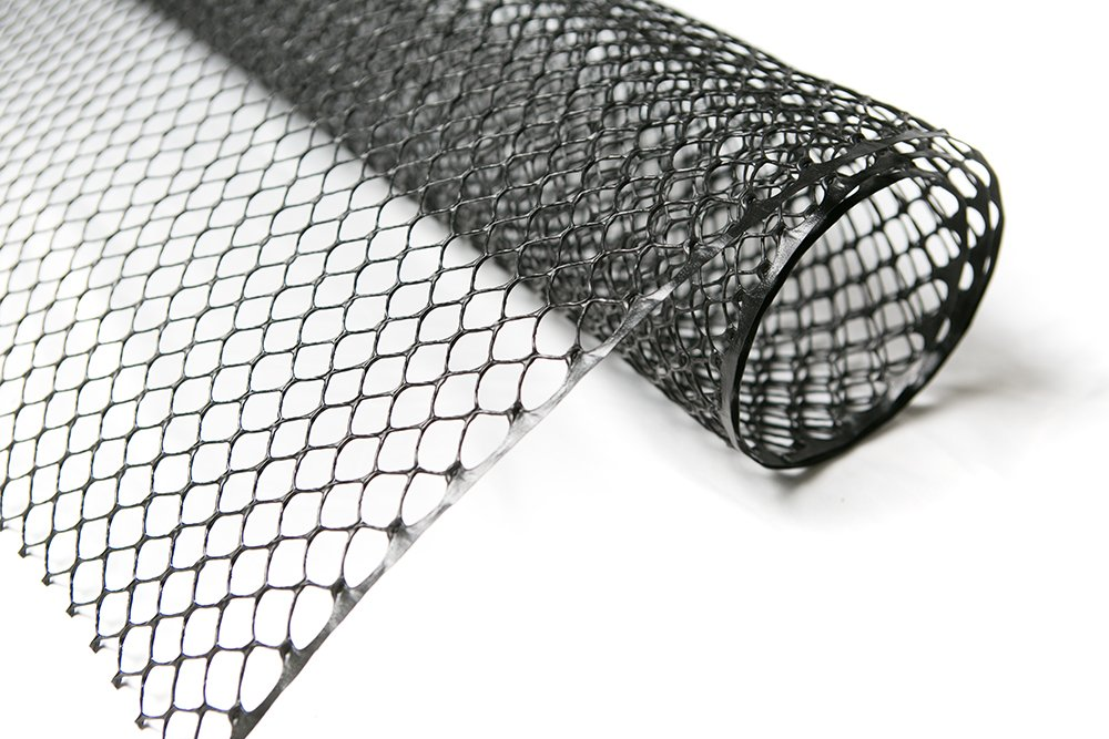 Poultry Fence-Physical Animal Barrier in -Rustless Plastic Hexagonal Mesh-For Chicken or other Pets, 3ft x 25ft by NaiteNet (Image #2)