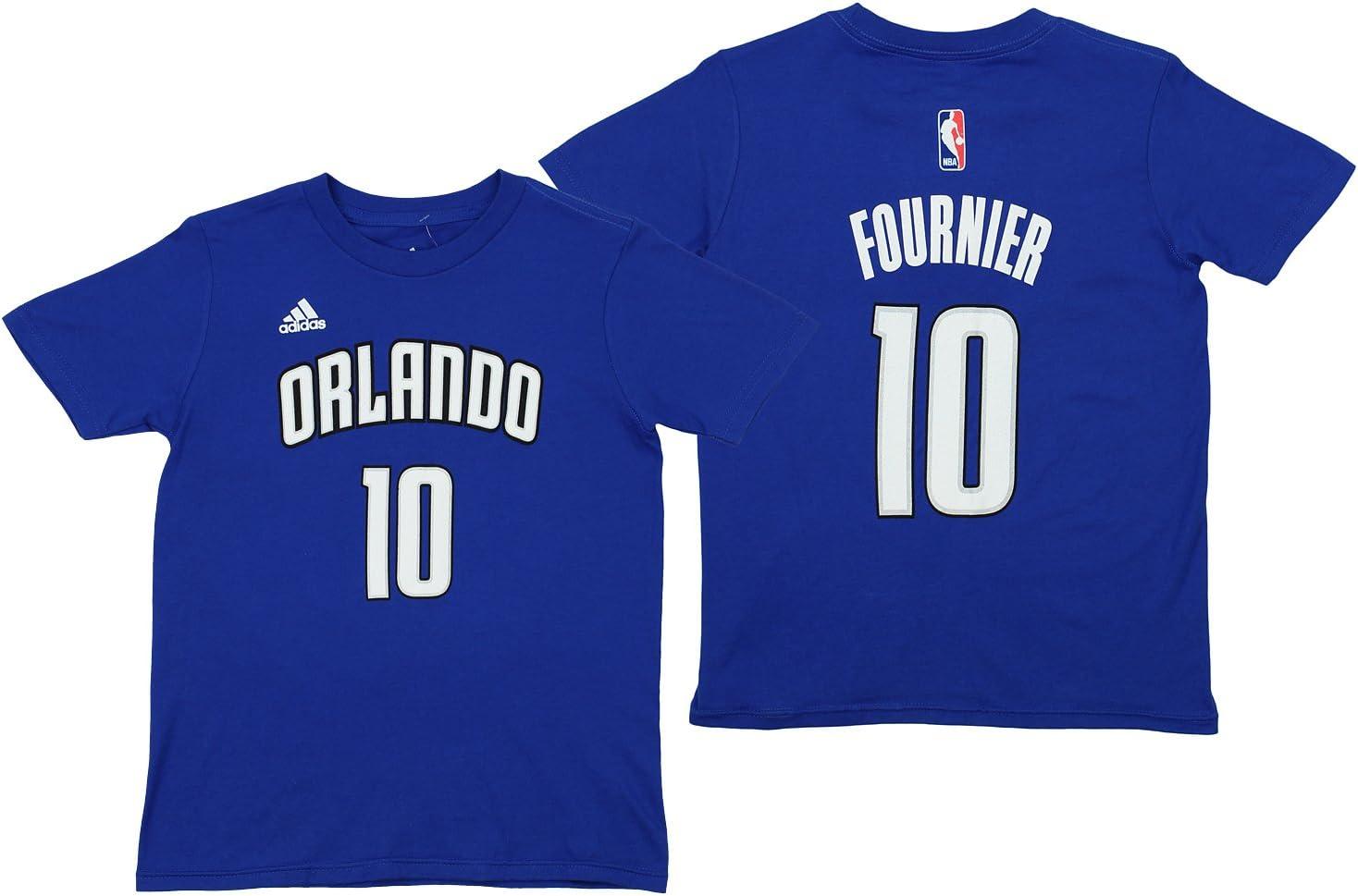 adidas NBA Youth Orlando Magic Fournier - Camiseta de manga corta ...