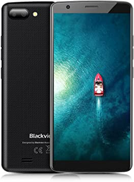 Blackview A20- 3G Smartphone 5.5 inch MTK6580 Quad core 1GB RAM + ...