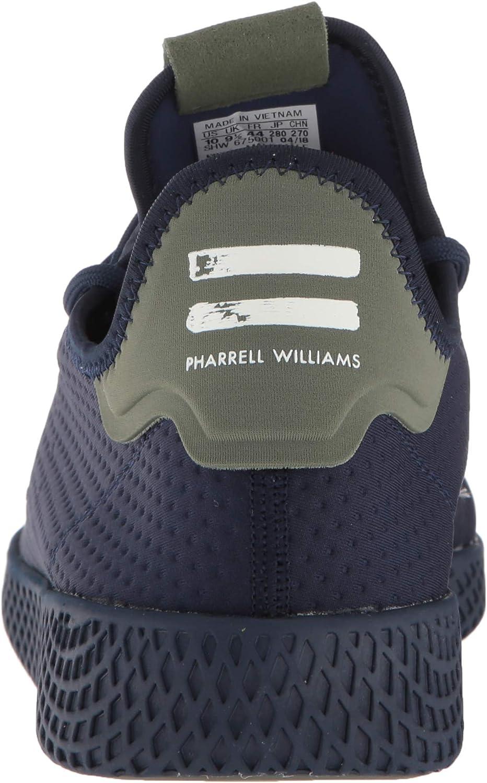 Adidas - Pw Tennis Hu Basket Femme Collegiate Navy Off White