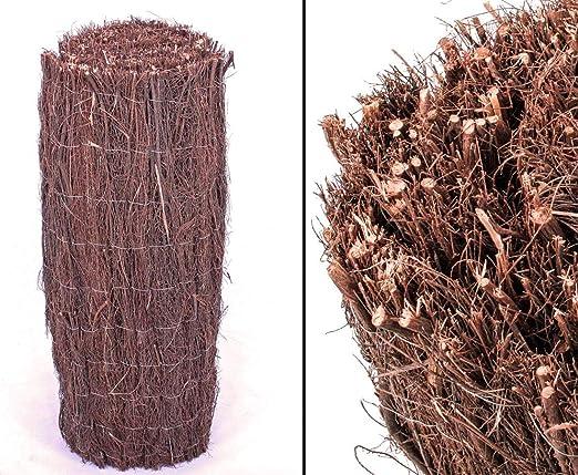Brezo raíz Matte Model Lyon Premium 200 x 300 – Protección – Moqueta de Wind Protección – Moqueta de ruido Alfombras – Polvo de visión alfombrillas: Amazon.es: Jardín