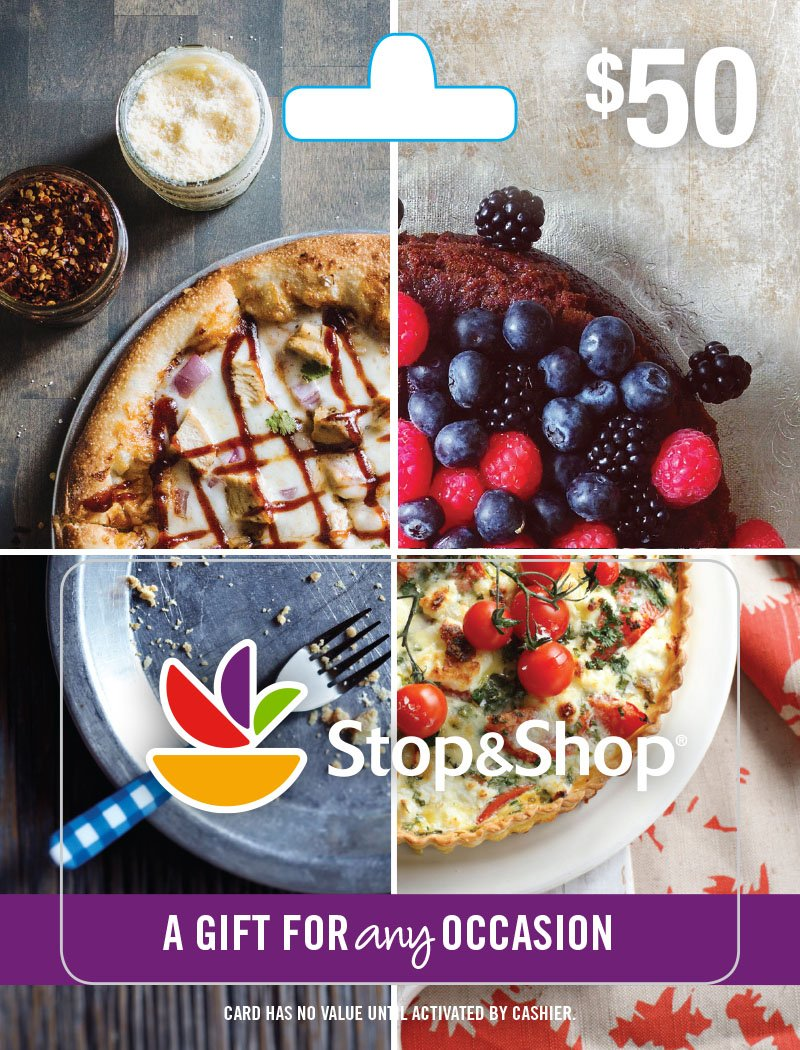 Stop & Shop Gift Card