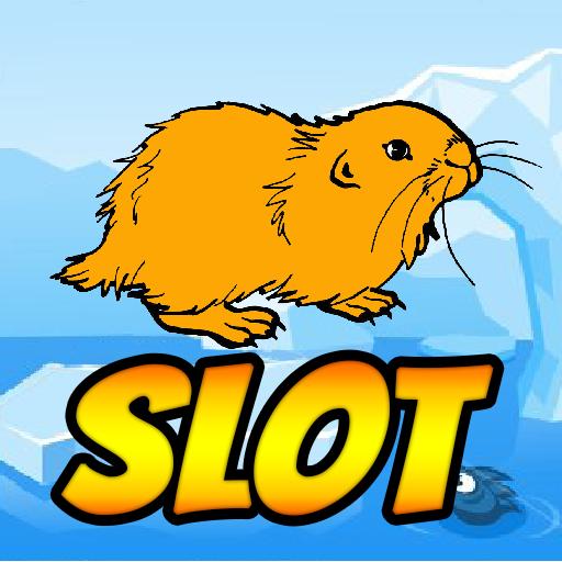 Lucky Sea Lemmings in Icy Water World Lucky Jackpot Treasure Jackpot Casino Slot Machine Poker Machine - Free Slots Game -