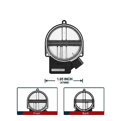 KAX Mass Air Flow Sensor Meter MAF Sensor 245-1103 15865791 AF10142 AF10143 Original Equipment Replacement Mass Air Flow Sensor